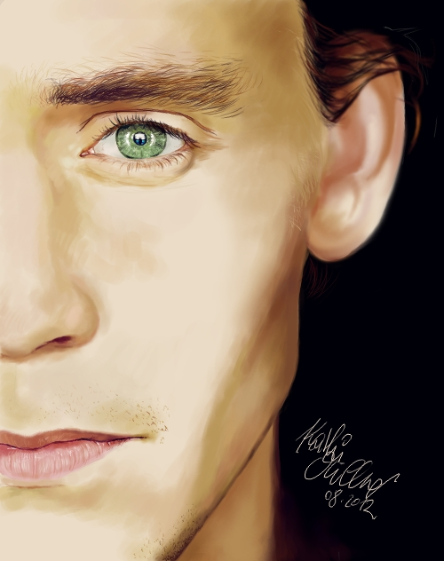 Tom Hiddleston by Revolver